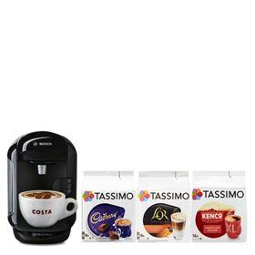 Onwijs Bosch Tassimo Vivy Coffee Machine & Mixed Pods Bundle - ASDA Groceries KS-87