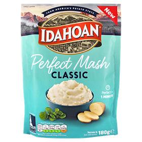 Idahoan Clic Perfect Mash - ASDA Groceries on box of instant potatoes, instant red potatoes, idahoan instant potatoes coupons, idahoan instant potato cups, herbed potatoes, baked potato, lyonnaise potatoes, trader joe's roasted potatoes, duchess potatoes, idahoan baked potatoes, ore-ida frozen potatoes, bangers and mash, idahoan instant potatoes directions, printable coupons for idahoan potatoes, yukon gold potatoes, slow cooker breakfast potatoes, pumpkin pie, potato chip, butter herb potatoes, shepherd's pie, boxed potatoes, pecan pie, wada farms potatoes, apple sauce, idahoan instant potatoes nutrition, walmart instant potatoes, olivier salad, idahoan hash brown potatoes, pommes dauphine, potato scone, green bean casserole, potato salad, apple pie, potato bread, russet burbank, make your own instant potatoes, bag potatoes,