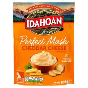 Idahoan Perfect Mash Cheddar Cheese Flavoured - ASDA Groceries on box of instant potatoes, instant red potatoes, idahoan instant potatoes coupons, idahoan instant potato cups, herbed potatoes, baked potato, lyonnaise potatoes, trader joe's roasted potatoes, duchess potatoes, idahoan baked potatoes, ore-ida frozen potatoes, bangers and mash, idahoan instant potatoes directions, printable coupons for idahoan potatoes, yukon gold potatoes, slow cooker breakfast potatoes, pumpkin pie, potato chip, butter herb potatoes, shepherd's pie, boxed potatoes, pecan pie, wada farms potatoes, apple sauce, idahoan instant potatoes nutrition, walmart instant potatoes, olivier salad, idahoan hash brown potatoes, pommes dauphine, potato scone, green bean casserole, potato salad, apple pie, potato bread, russet burbank, make your own instant potatoes, bag potatoes,