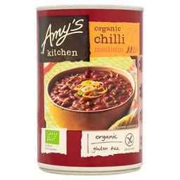 Amys Kitchen Organic Chilli Medium Asda Groceries