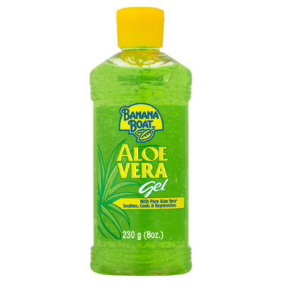 aloe vera after sun