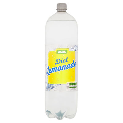 Asda Diet Lemonade Asda Groceries