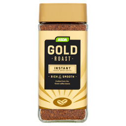 Asda Gold Roast Instant Coffee Asda Groceries