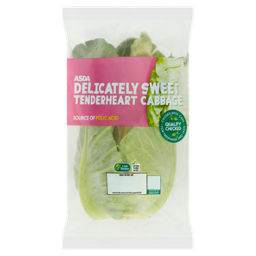 Asda Grower S Selection Tenderheart Cabbage Asda Groceries