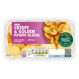 Asda Crispy Potato Slices Asda Groceries