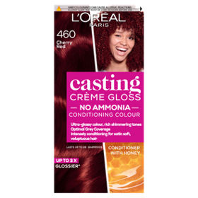 L Oreal Casting Creme Gloss 460 Cherry Red Brown Semi Permanent Hair