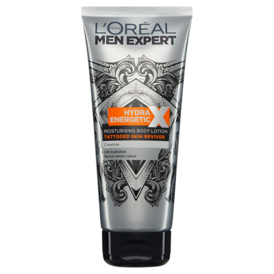 Loreal Men Expert Hydra Energetic Tattoo Reviver Lotion Asda