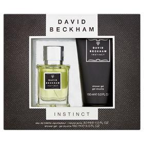 David Beckham Instinct Set Asda Groceries