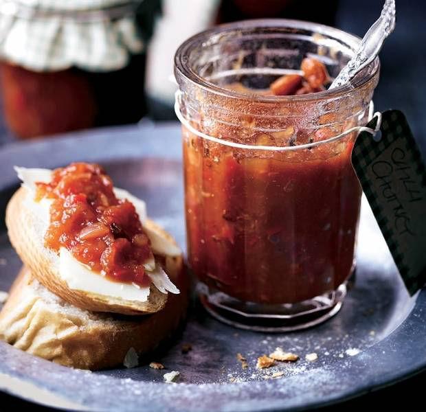 Chilli & tomato chutney