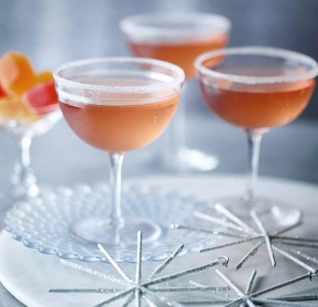 Sparkling wine jellies