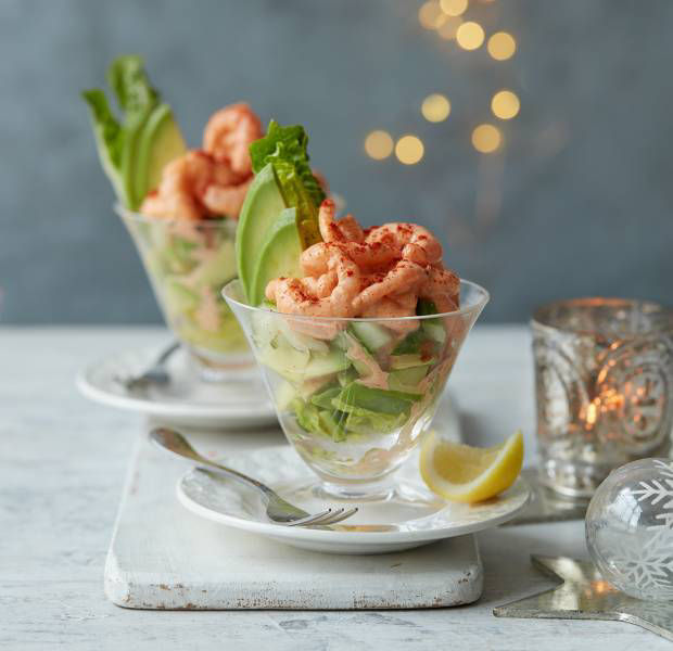 The ultimate prawn cocktail