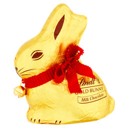 Lindt Milk Chocolate Gold Bunny Asda Groceries