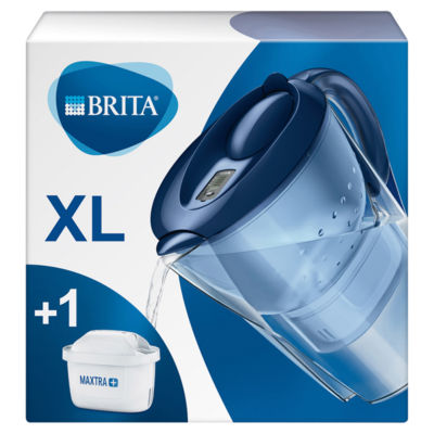 brita marella xl blue water filter jug asda groceries rh groceries asda com