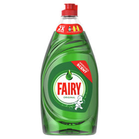 a9957f3ffb7 Fairy Original Washing Up Liquid Green with LiftAction - ASDA Groceries