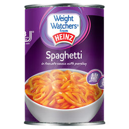 Weight Watchers Spaghetti In Tomato Sauce With Parsley Asda Groceries
