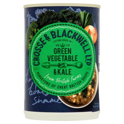 Image result for Crosse & Blackwell Green Vegetable & Kale Soup (400g)