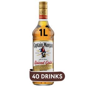 be991d893b Captain Morgan Original Spiced Gold Rum - ASDA Groceries