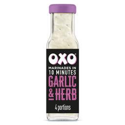 Oxo Garlic & Herb Marinade - ASDA Groceries
