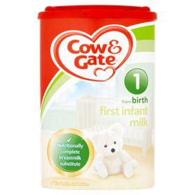 Cow Gate 1 First Milk Powder Formula Asda Groceries