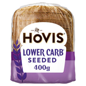 Lower Carb Deliciously Seeded Bread