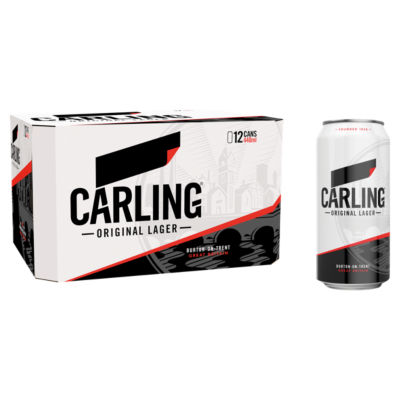 morrisons carling lager deals