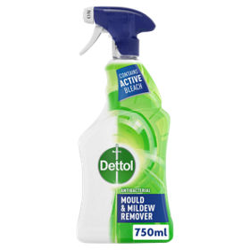 Spray Cleaner Antibacterial Mould & Mildew Remover