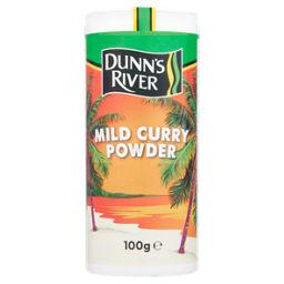 Dunns River Caribbean Mild Curry Powder Asda Groceries