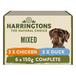 Harringtons Mixed Selection Box Grain Free Adult Dog Food