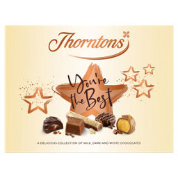 Thorntons Youre The Best Assorted Milk Dark White Box