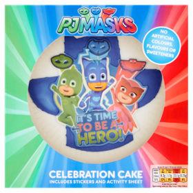 Pj Masks Celebration Cake Asda Groceries