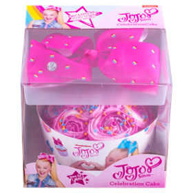 Jojo Siwa Celebration Celebration Cake - ASDA Groceries
