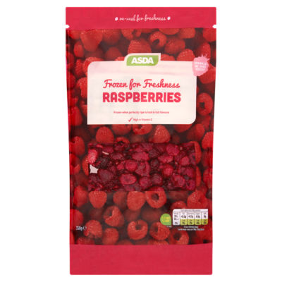Frozen Raspberries Pictures