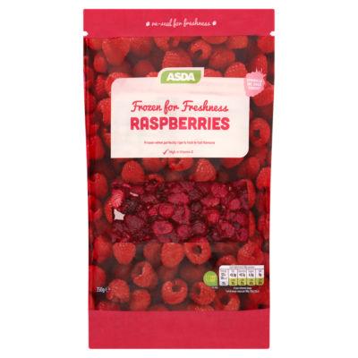 Frozen Raspberries Pictures