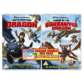 How to train your dragon double dvd pack asda exclusive asda how to train your dragon double dvd pack asda exclusive asda groceries ccuart Images