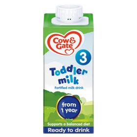 3 Growing Up Milk Liquid Ready To Feed Formula 1-2 Years
