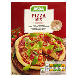 Asda Pizza Mix Asda Groceries