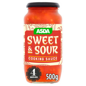 Sweet & Sour Cooking Sauce