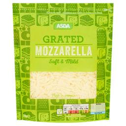 Asda Grated Mozzarella Cheese Asda Groceries