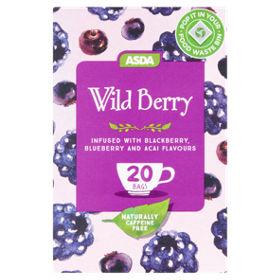 Wild Berry 20 Tea Bags