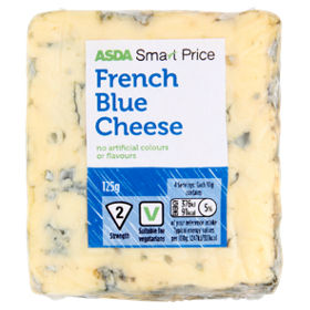 asda smart price french blue cheese asda groceries