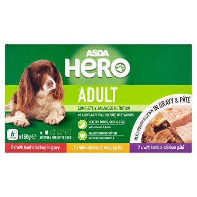 ASDA Hero Meat \u0026 Poultry in Gravy Pâté