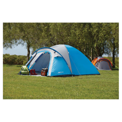 Ozark 4 Person Dome Tent  sc 1 st  ASDA Groceries & Ozark 4 Person Dome Tent - ASDA Groceries