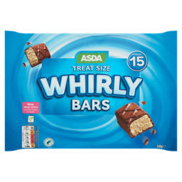 Asda Fun Size Whirly Bars 15 Pack Asda Groceries