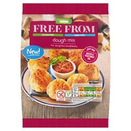 Asda Free From Dough Mix Asda Groceries
