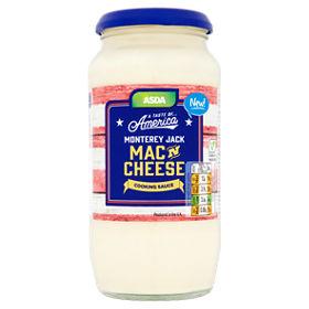 A Taste of America Monterey Jack Mac n Cheese Cooking Sauce