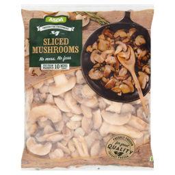 ASDA Scratch Cook Sliced Mushrooms - ASDA Groceries
