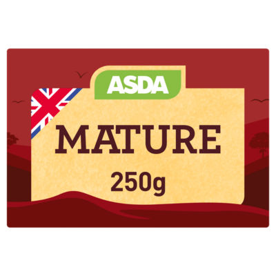 What is mature cheddar cheese
