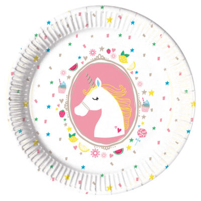 sc 1 st  ASDA Groceries & George Home Unicorn Paper Plates - ASDA Groceries