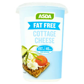 Fantastic Asda Fat Free Cottage Cheese Asda Groceries Download Free Architecture Designs Scobabritishbridgeorg