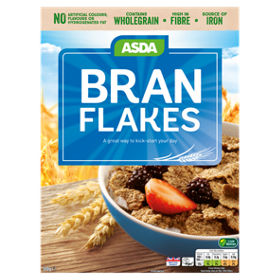 asda bran flakes asda groceries